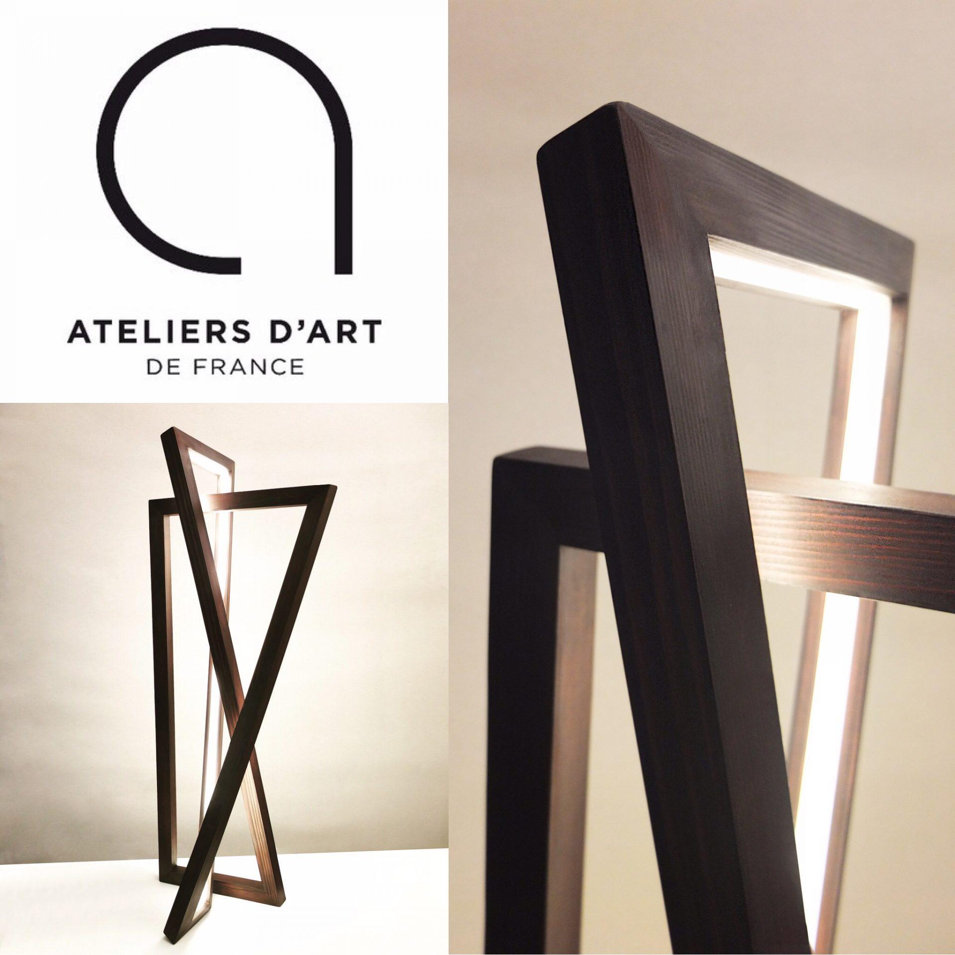 Moebius finaliste Concours ateliers d'art de France