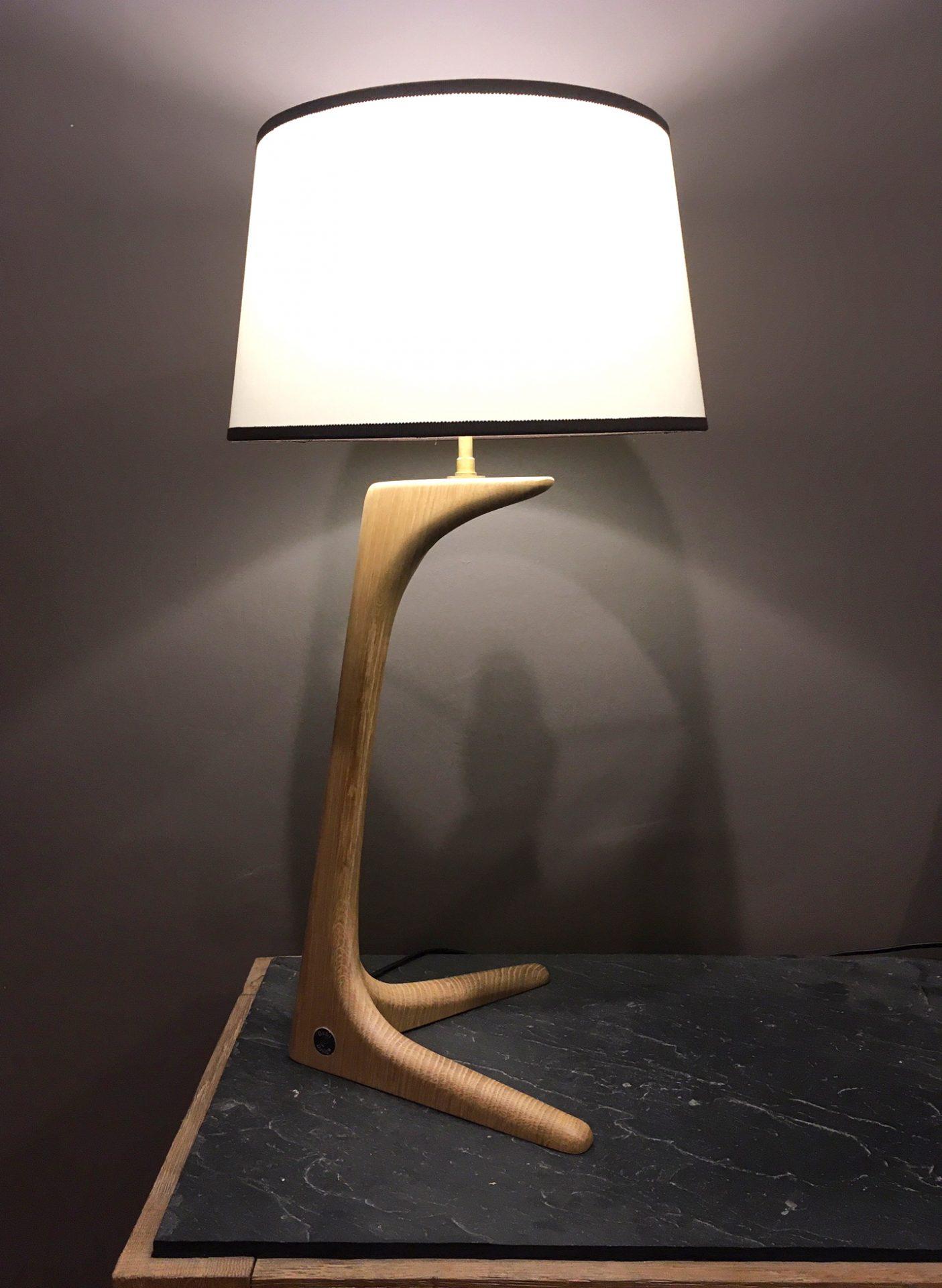 Lampe Stockholm chêne